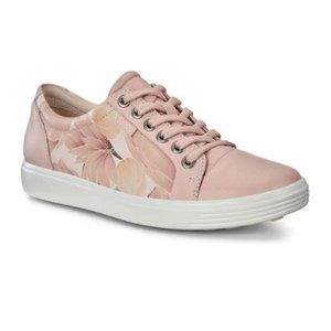 New Ecco Soft 7 Sneakers Rose Dust 42 11 11.5